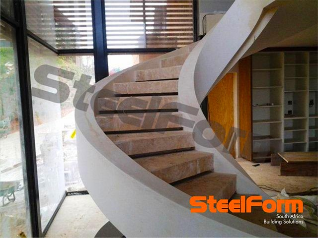Spiral Staircases 1
